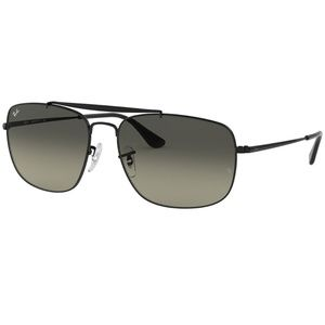Ray Ban Sunglasses Black w/Grey Lens